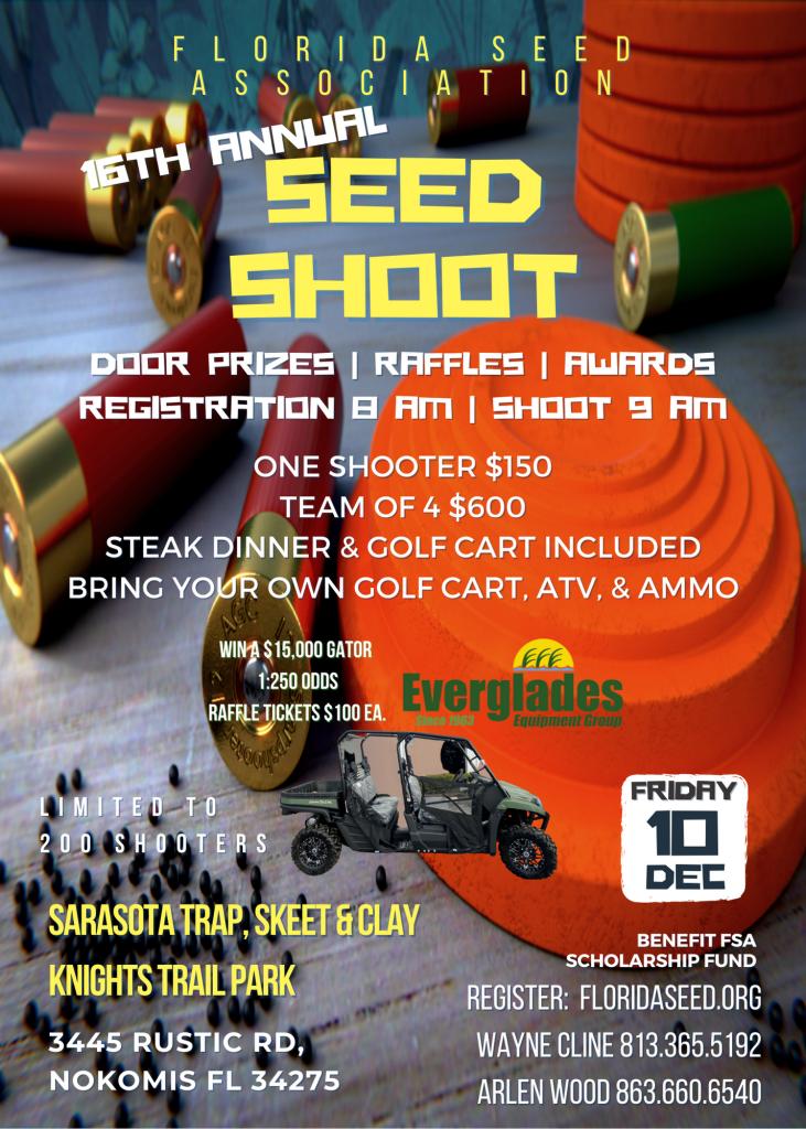 Florida Seed Association Fundraiser
